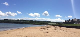 East Sands beach